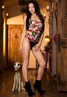 Evelyn Fierce in Black Panties by Digital Desire - 2 of 16