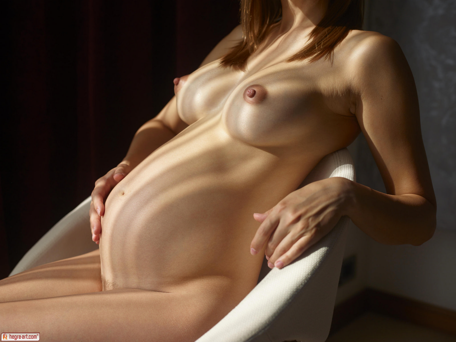 Sabrina In Pregnant Is Sexy By Hegre-Art  Erotic Beauties-3142