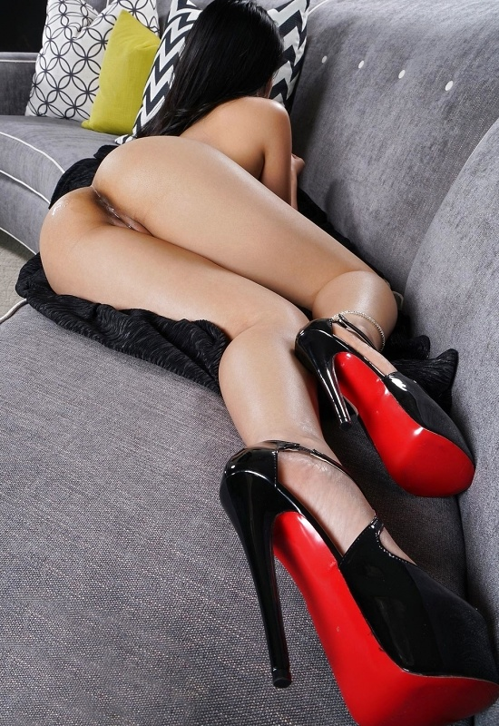 High heel shoes clip art